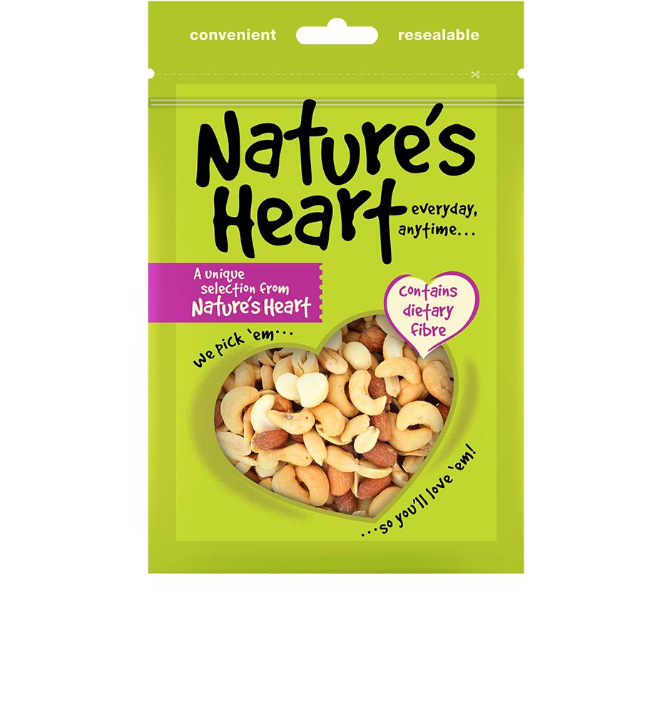 Roasted Mixed Nuts(Cashews, Almonds, Macadamia nuts