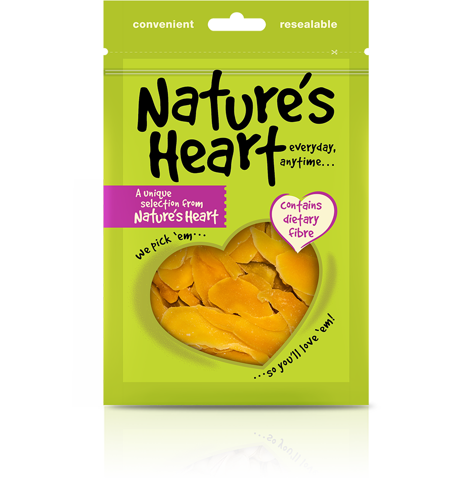 Dried Mangoes - Nature's Heart